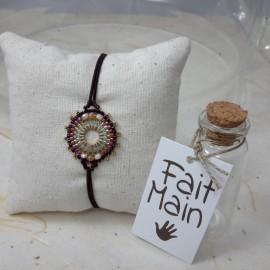 Bracelet Mila romanesque