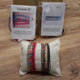 Kit Bracelet Louisette 1