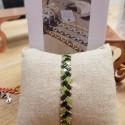 Kit Bracelet Mini Tila vert