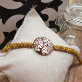 Kit Bracelet Mini Duo moutarde