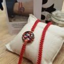 Kit Bracelet Mini Duo rouge