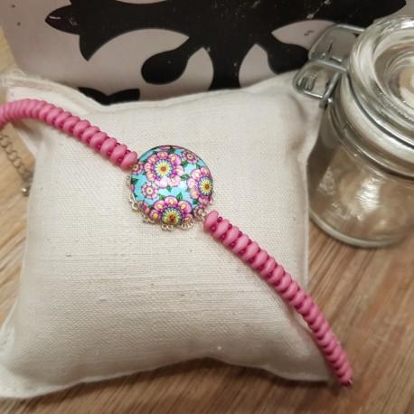 Kit Bracelet Mini Duo rose