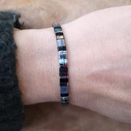 Bracelet Adèle noir