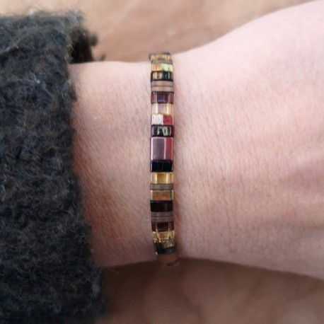 Bracelet Adèle bronze