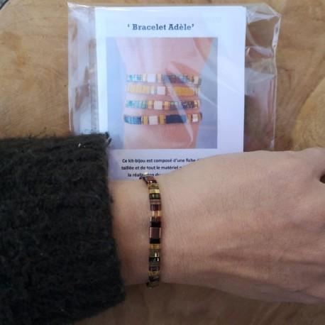 Kit Bracelet Adèle bronze