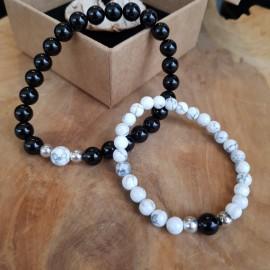 Bracelet Toi & Moi Yin Yang