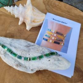 Kit Bracelet Adèle menthe