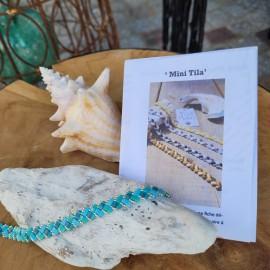 Kit Bracelet Mini Tila curaçao