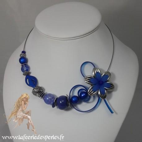 Capucine bleue