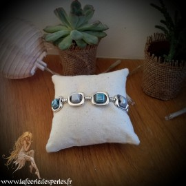 Bracelet Vladia bleu